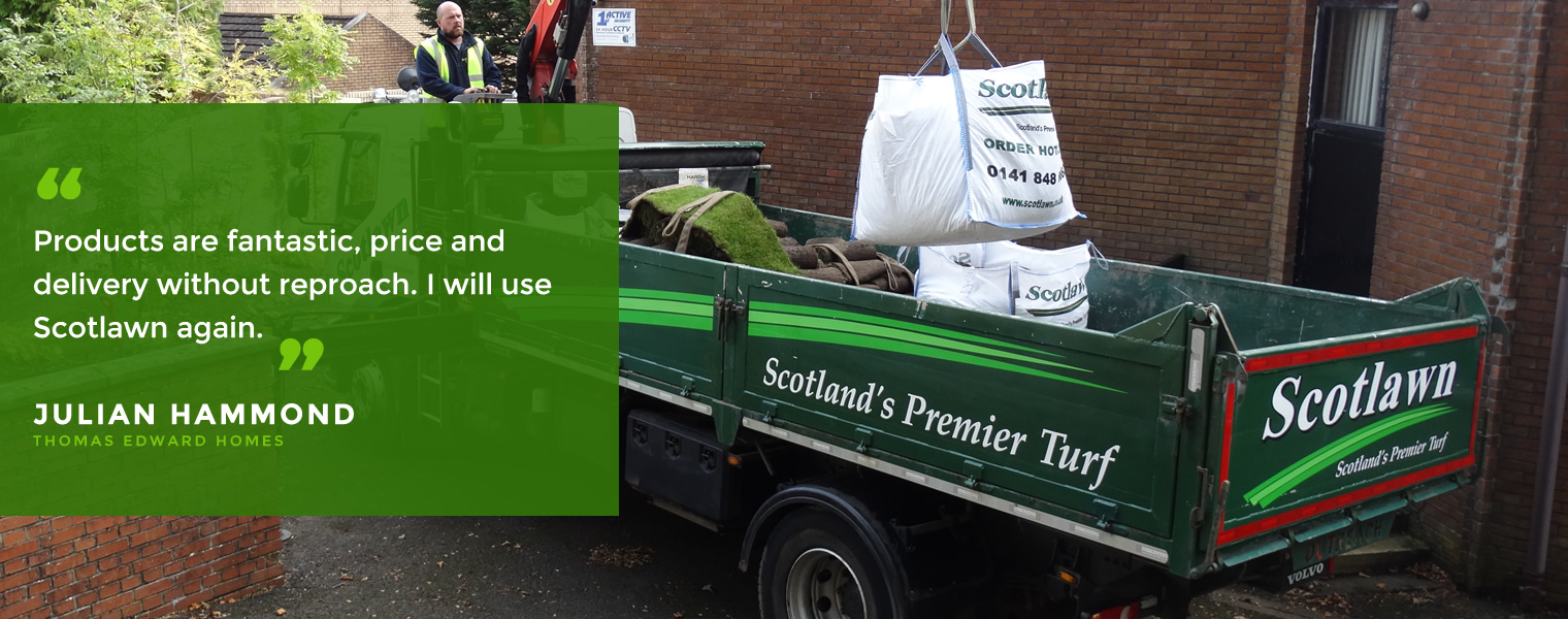 Scotlawn - Scotland's Premier Turf Supplier
